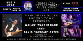 Blues Music Concert: Wailin