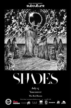 Alix Perez and Eprom present Shades at SUBculture Saturdays @ The Red Room Jul 14 2018 - Dec 10th @ The Red Room