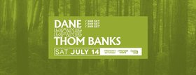 Frequency Saturday w/: Dane, Thom Banks @ Copper Owl Jul 14 2018 - Oct 20th @ Copper Owl