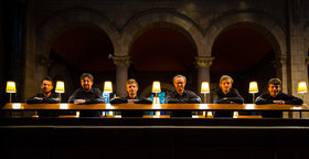 The Gesualdo Six, Owain Park @ Christ Church Cathedral  Jul 20 2018 - Oct 16th @ Christ Church Cathedral