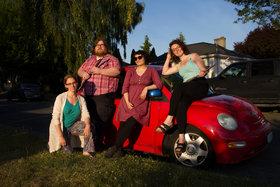 Composers On Tour BC Okanagan - Victoria: Lynne Penhale, Nathan Friedman, Maria Eduarda Mendes Martins, Bailey Finley  @ Church Of Truth Jul 22 2018 - Oct 21st @ Church Of Truth