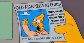 Motorama, Angry Old Band, ShameCube, Frenulum, Credit Card Fraud @ Pub 340 Aug 10 2018 - Mar 23rd @ Pub 340