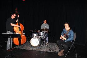 Wes Carroll Trio at Empress (QBar): Wes Carroll, Trav Short, Cyril Lojda @ Empress (QBar) Aug 3 2018 - Oct 17th @ Empress (QBar)