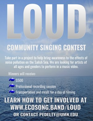 LOUD - Community Singing Contest