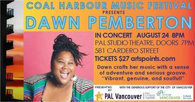 Dawn Pemberton @ PAL Studio Theatre Aug 24 2018 - Mar 22nd @ PAL Studio Theatre