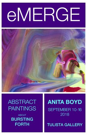 eMERGE: Anita Boyd @ Community Arts Council of the Saanich Peninsula Sep 10 2018 - Apr 1st @ Community Arts Council of the Saanich Peninsula