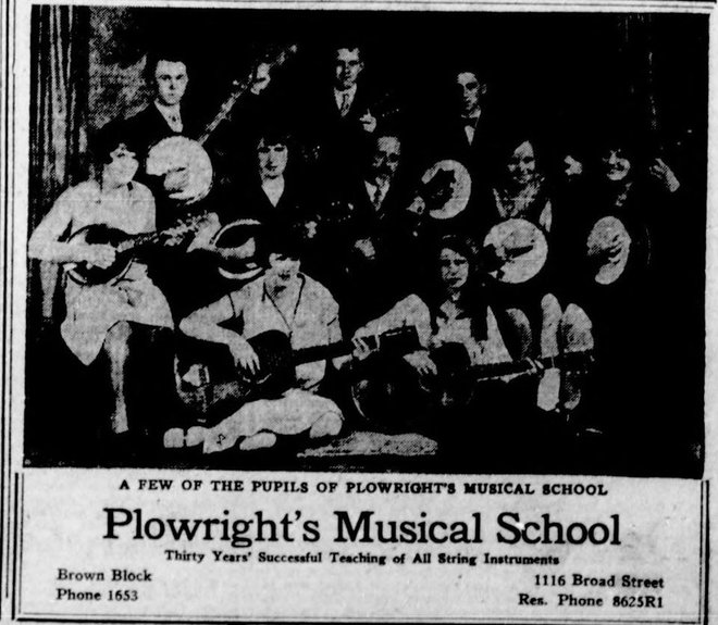 Profile Image: Plowright's Musical School