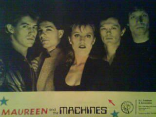 Maureen and The Machines