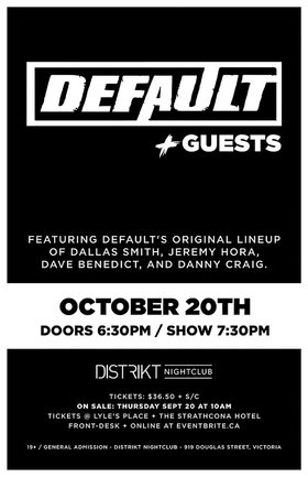 Default, The V!DOS  @ Distrikt Oct 20 2018 - Feb 19th @ Distrikt