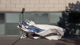 Sculpt the Motion - Antimatter [media art]: Devis Venturelli - Oct 26th @ Ministry of Casual Living Window Gallery