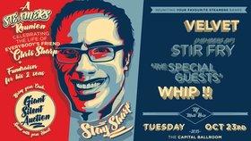A Steamers Reunion: Celebrating the life of Chris Sharp @ Capital Ballroom Oct 23 2018 - Oct 25th @ Capital Ballroom