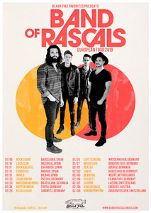 Western Canada and European Tours Announced!