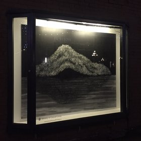 Island the Uplifts and Swallows: Sylvie Ringer - Oct 26th @ Ministry of Casual Living Window Gallery