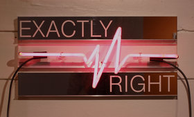 Exactly Right: Elizabeth Charters - Oct 26th @ Ministry of Casual Living Window Gallery