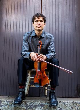 Richard Moody (Explorations of Jazz Violin) @ Hermann's Jazz Club Jan 10 2019 - Oct 28th @ Hermann's Jazz Club