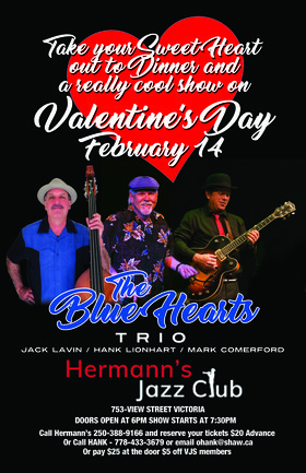 The Blue Hearts @ Hermann