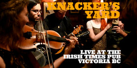 Celtic Music Night at The Irish Times: Knacker's Yard @ Irish Times Pub Jan 28 2019 - Oct 18th @ Irish Times Pub