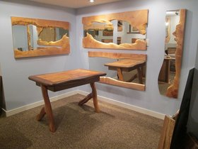 Mirrors & More: Todd M. McAneeley @ Imagine That! Artisans' Designs Feb 4 2019 - Apr 26th @ Imagine That! Artisans' Designs