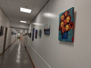 Call for artists to exhibit in Oak Bay\'s  Neighbourhood Learning Centre