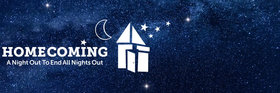 Homecoming - A Night Out To End All Nights Out For Cool Aid @ Ship Point Inner Harbour May 25 2019 - Apr 21st @ Ship Point Inner Harbour