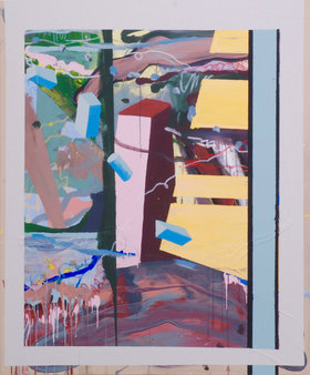 Frame & 3D Shapes: Austin Willis - Oct 26th @ Ministry of Casual Living Window Gallery