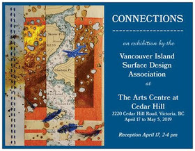 Connections – Group Exhibition @ The Arts Centre at Cedar Hill  Apr 17 2019 - Mar 8th @ The Arts Centre at Cedar Hill