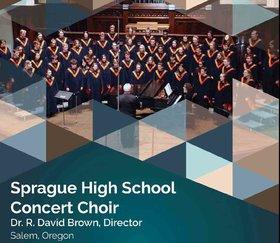 Sprague High School Choir: Sprague High School Choir, Dr. R. David Brown, Conductor @ First Metropolitan United Church Mar 23 2019 - Oct 18th @ First Metropolitan United Church