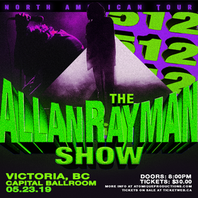 Allan Rayman @ Capital Ballroom May 23 2019 - Apr 21st @ Capital Ballroom