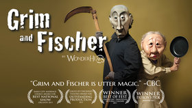 Grim and Fischer: WONDERHEADS @ Sid Williams Theatre Apr 26 2019 - Oct 16th @ Sid Williams Theatre
