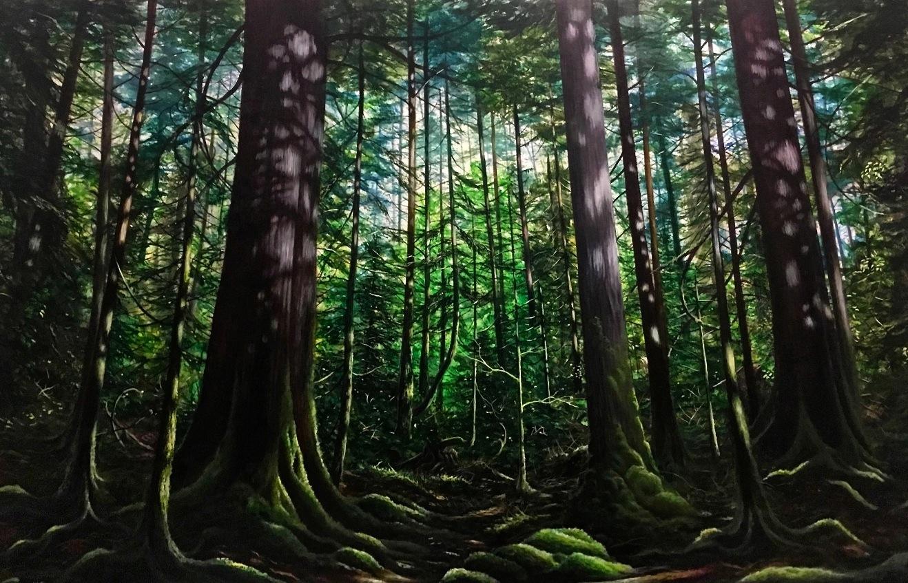 Secret Garden by  Logan Ford