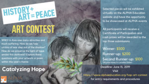 H.A.P. Art Contest with Cash Prizes
