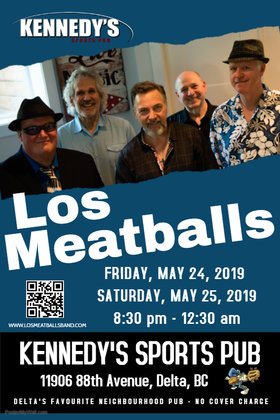 Los Meatballs @ Kennedy's Pub May 24 2019 - Oct 19th @ Kennedy's Pub
