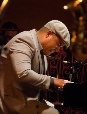 Pablo Cardenas Plays Oscar Peterson @ Hermann's Jazz Club Jul 20 2019 - Oct 20th @ Hermann's Jazz Club