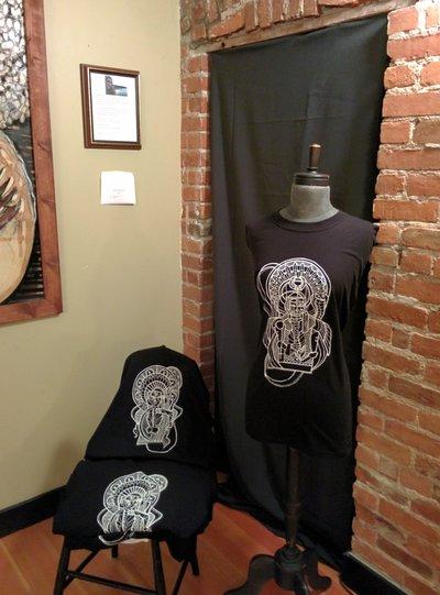 T-shirt Prints by  Nicole Boyce