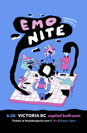 Emo Nite @ Capital Ballroom Jun 28 2019 - Dec 11th @ Capital Ballroom