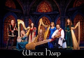 Winter Harp: Winter Harp @ Cowichan Performing Arts Centre Dec 8 2019 - Jun 20th @ Cowichan Performing Arts Centre