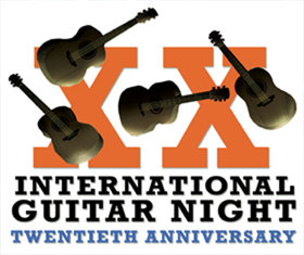 International Guitar Night @ Cowichan Performing Arts Centre Jan 23 2020 - Jun 20th @ Cowichan Performing Arts Centre