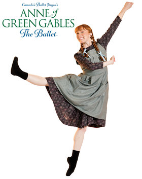 Anne of Green Gables - The Ballet: Canada's Ballet Jorgen @ Cowichan Performing Arts Centre Feb 7 2020 - Jan 21st @ Cowichan Performing Arts Centre