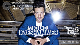 Michael Kaeshammer @ Cowichan Performing Arts Centre Sep 26 2019 - Jun 26th @ Cowichan Performing Arts Centre