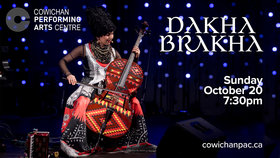 "DakhaBrakha: ""Dakhabrakha"" @ Cowichan Performing Arts Centre Oct 20 2019 - Sep 21st @ Cowichan Performing Arts Centre"