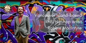 Island-based RnB & Hip-hop artist: Robbie MacIntyre @ Gorge-ous Coffee Jun 14 2019 - Oct 20th @ Gorge-ous Coffee