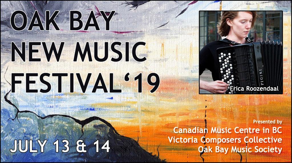 Oak Bay New Music Festival 2019: Victoria Composers