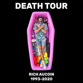 Rich Aucoin, The Tourist Company @ Lucky Bar Nov 2 2019 - Nov 21st @ Lucky Bar