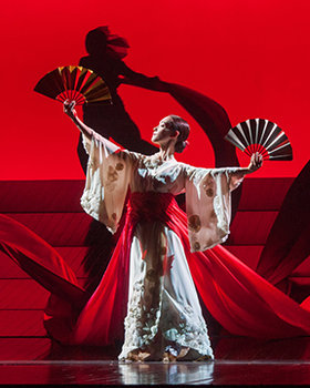 Madama Butterfly: The Met: Live in HD @ Cowichan Performing Arts Centre Nov 9 2019 - Feb 29th @ Cowichan Performing Arts Centre