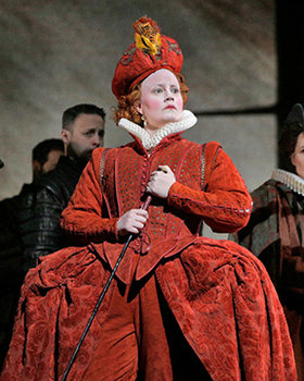 Maria Stuarda: The Met: Live in HD (ENCORE) @ Cowichan Performing Arts Centre May 16 2020 - Feb 25th @ Cowichan Performing Arts Centre