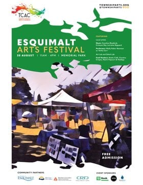 Esquimalt Arts Festival: Lorraine Nygaard @ Memorial Park Aug 25 2019 - Aug 20th @ Memorial Park