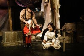 The Robber Bridegroom: A Grimm Fairytale: Chimera Theatre @ Metro Studio Aug 30 2019 - Oct 25th @ Metro Studio