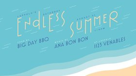 Endless Summer BBQ: Ana Bon Bon, Taylor Little, Mike Kenney @ Luppolo Brewing Company Aug 31 2019 - Oct 14th @ Luppolo Brewing Company