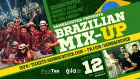 Brazilian Mix-Up: Sambacouver Band, Cabral
