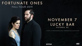 Fortunate Ones @ Lucky Bar Nov 7 2019 - Jul 12th @ Lucky Bar